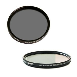 Multithreaded Glass Filter Multicoated for Sony Cybershot DSC-H1 Circular Polarizer 58mm C-PL