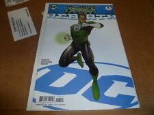 HAL JORDAN AND THE GREEN LANTERN CORPS REBIRTH #1 Variant Cover DC Comics VF/NM