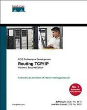 FAST SHIP: Ccie Routing Tcp/Ip Vol 1 2E by Jeff Doyle