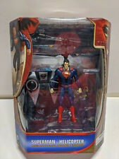 Superman Remote Controlled Helicopter World Tech Toys Infrared Laser Battle