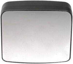 H/D Mirror Glass  Dorman# 955-5201,A2259713001 Fits 02-11 Freightliner L  or R