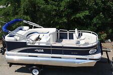 New -16 ft pontoon boat by 7 ft Tahoe pontoon boat