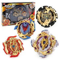 4PCS Boxed Bay blade Beyblade Burst Set With Launcher Arena Metal Fight Battle