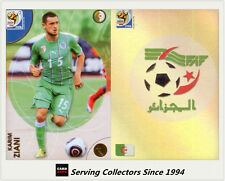 *2010 Panini South Africa World Cup Soccer Cards Team Set Algerie (2)