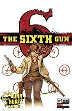 SIXTH GUN #50 Triple-Sized Finale! Oni Press NM- Comic  - Vault 35