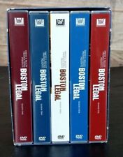 Boston Legal: The Complete Series Collection DVD 27 - Disc Set UK PAL Region 2
