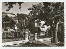 Thonon-les-Bains Quai de Rives et le Funiculaire Postcard France Yvon Funicular
