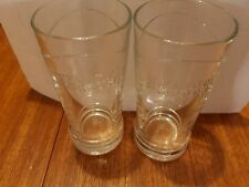 CHRISTMAS GIFT IDEA - 2 x Famous Grouse Whisky Glasses - New Stock
