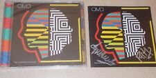 OMD - Signed The Punishment Of Luxury - CD