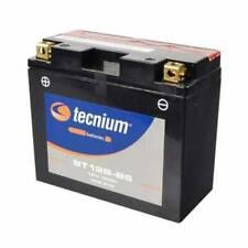 (436999) bateria Tecnium Ducati R 750 Año 01-02 (bt12b-bs)
