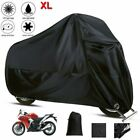 XL Motorcycle Scooter Cover Waterproof Outdoor Bike Rain Dust UV Protection USA