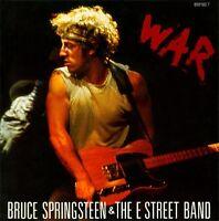 "BRUCE SPRINGSTEEN War 1986 UK 7"" vinyl single EXCELLENT CONDITION"
