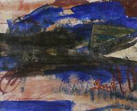 Mario Samra 1938 - Abstrait