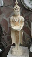 Buddha Budda Groß Statue Feng Shui Garten Figur Wetterfest Tempelwächter  108