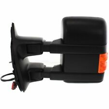 for 2008 2010 Ford Pickup Super Duty Left Driver Mirror Power/Heated W/ Signal