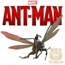 ANT-MAN ON FLYING ANT - HOT TOYS Ant-Man Miniature Collectible Figure MIB/NEW