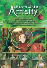 The Secret World of Arrietty Vol. 1 Manga NEW