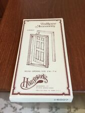 3 Dollhouse doors by Houseworks