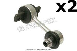 AUDI A4 QUATTRO RS4 S4 (2002-2009) Sway Bar Link REAR LEFT & RIGHT (2) DELPHI