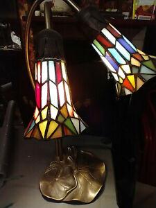 "Tischlampe ""Tiffany-Style"""