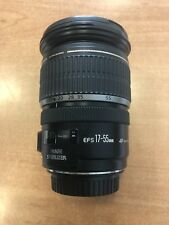 Objectif CANON EF-S 17-55 mm f/2.8 IS USM