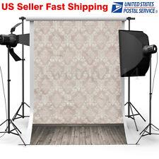 3x5FT Vinyl Wood Floor Print Photography Backdrop Photo Background Studio Props