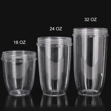 900W Large Universal Replacement Cups Mug for Nutribullet Blender 18oz/24oz/32oz