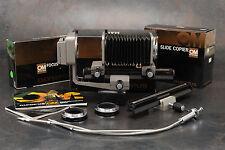 - Olympus Auto Bellows, Focusing Rail, Slide Copier, 2X 14mm Extension Tube (av)