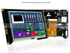 """4.3"""" inch TFT LCD Module Display w/SSD1963,Resisitve Touch Panel Screen,Tutorial"""