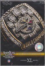 PITTSBURGH STEELERS SUPER BOWL XL DVD - THE BUS