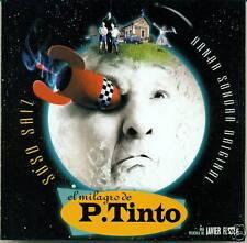 EL MIRAGE DE P. TINTO SOUNDTRACK ORIENTE SUSO SAIZ CD B459