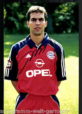 Markus Babbel Super Großfoto 20x30 cm Bayern München Orig.Sign.+01