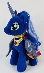 Build a Bear My Little Pony Princess Luna with Cape and Necklace 2015