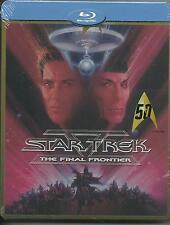 Universal Star Trek 5 L'ultima Frontiera (steelbook) (blu-ray)