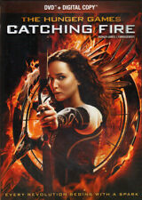 THE HUNGER GAMES - CATCHING FIRE (DVD + DIGITAL COPY) (BILINGUAL) (DVD)