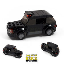 Lego taxi-Noir Hackney London Taxi