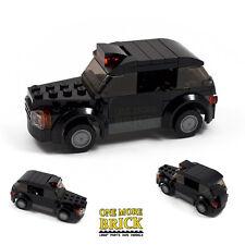 LEGO Taxi Cab - Black Hackney London Taxicab - Custom Model