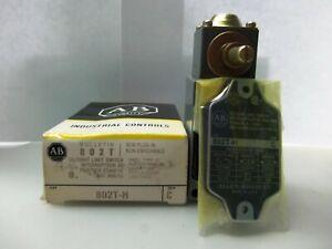 New Allen Bradley 802T-H 802TH OilTight Limit Switch Ser. C NIB