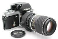 [Near Mint-] NIKON F2 Photomic DP-1 + AI-S Micro-NIKKOR 105mm F/2.8 + PN-11