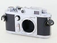 """""""Rare"""" Minolta 35IIB. rangefinder L39 mount """"MINT"""" From Japan#1126"""