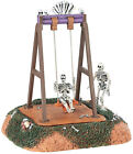 Lemax 84334 SKELETON SWINGS Spooky Town Table Accent Halloween Decor Piece I