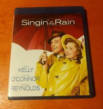 Singin' In The Rain Blu-ray Gene Kelly , Donald O'Connor , Debbie Reynolds