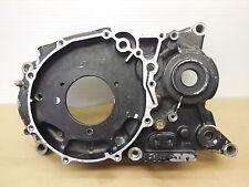 1985 Honda XR600R Left side engine motor crankcase crank case 85 XR600 XR 600 R