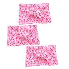3 Sets Pink Love Sleeping Bag Pillow Set for AG American Doll 18'' Doll Kits