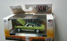 1972 Chevrolet Camaro RS  2-Tone Green ** M2 Machines Detroit Muscle 1:64 NEU