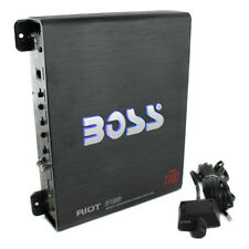 Boss Audio Systems R1100M 1-Channel Car Amp