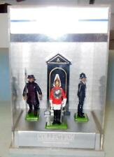 Britains Beefeater Lifeguard Policeman And Sentry Box #8003