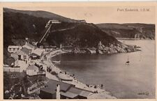PORT SODERICK ( Isle of Man) : The Harbour -VALENTINES