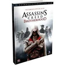 Assassin's Creed: Brotherhood: The Complete Official Guide, Piggyback, Good Book