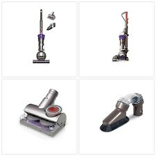 Upright Vacuum Cleaner Dirt Canister Bin Light Weight Sealed Box Bagless Duster